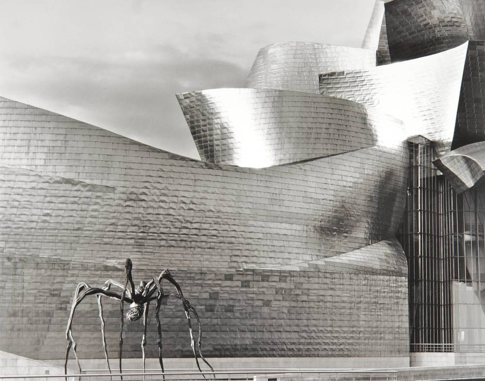 Maman at the Guggenheim (Bilbao, Spain)