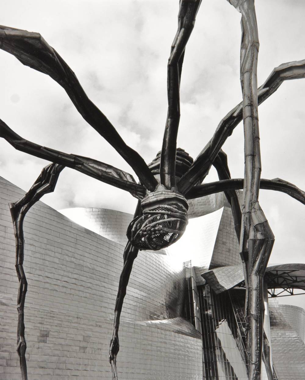 Maman Detail (Bilbao, Spain)