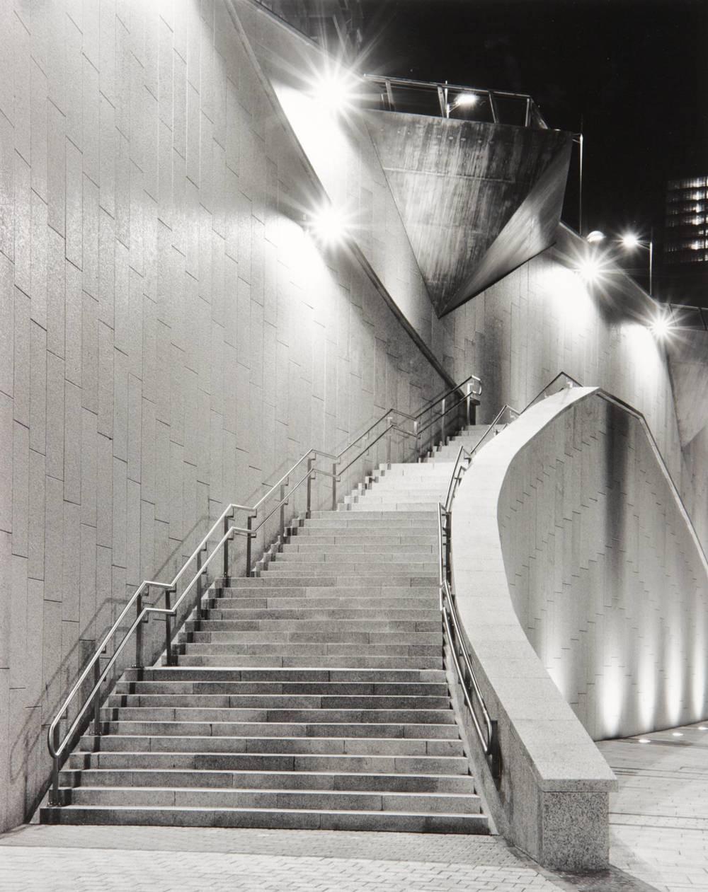 Night Stairs (Bilbao, Spain)