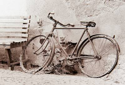 Bicycle (Asolo, Italy)