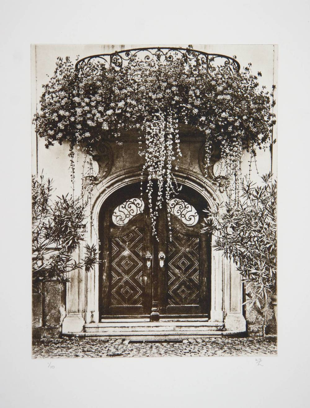 Door in Passau (Germany)