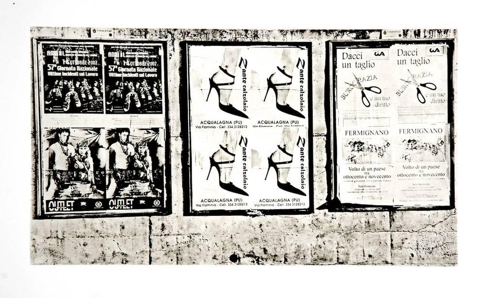 Poster (Cagli, Italy)