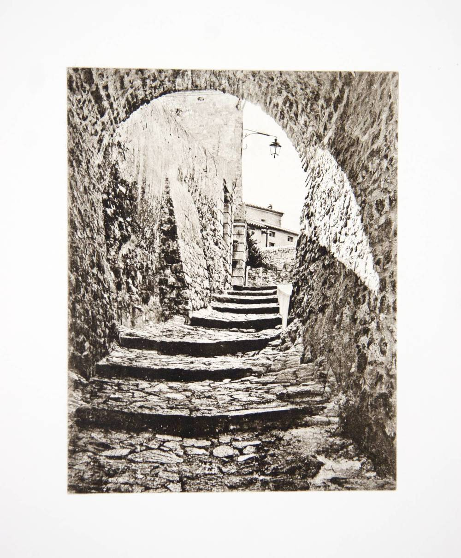 Stairs (Arqua Petrarca, Italy)