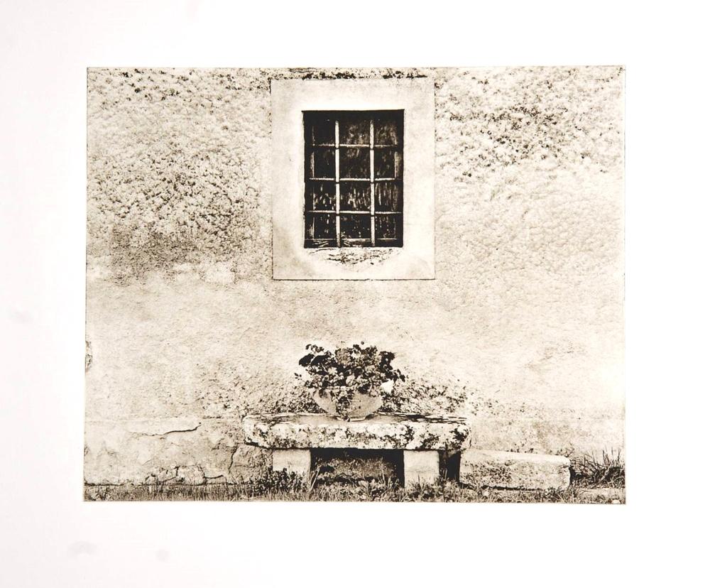 Stone Bench (Italy)