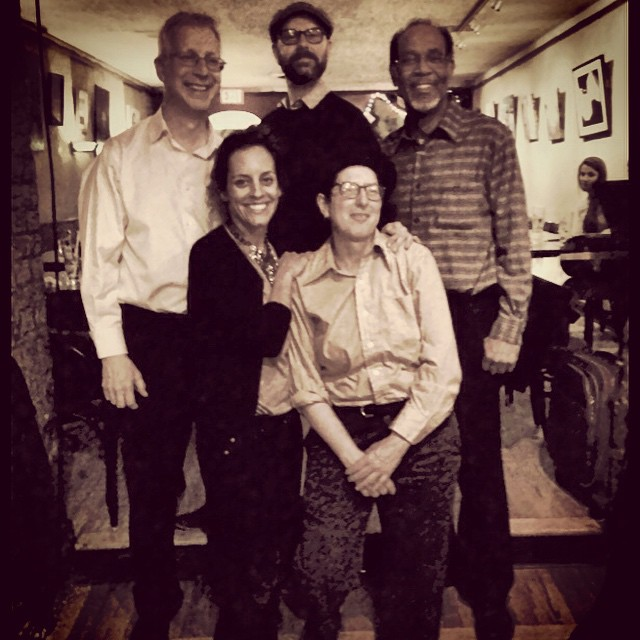 Gate 403 w/ Jeff Hewer, Rachel Melas,Kurt Lund and Phil Myers, April 2015
