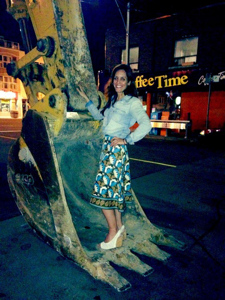 Diggin, the gig @ Relish,May 2015