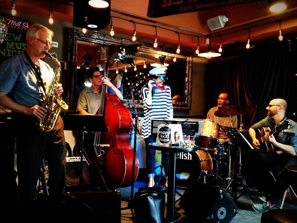TD Toronto Jazz Festival @ Relish Bar & Grill