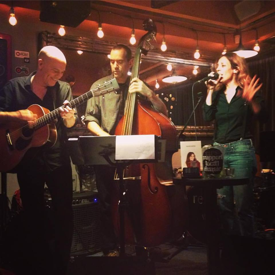 Relish Bar & Grill w/ Eric St-Laurent & Kevin Walsh, 2015
