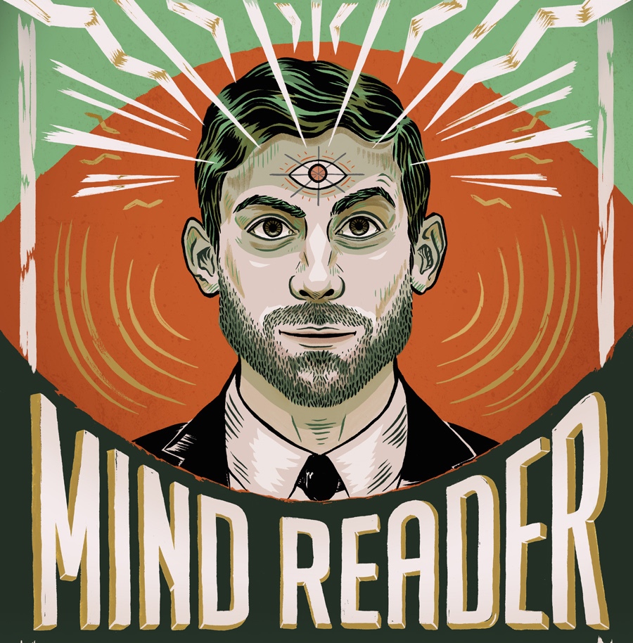 NYC Mentalist & Mind Reader Vinny DePonto