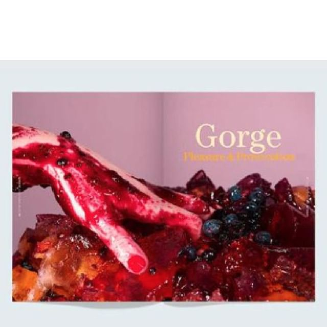 One of the two trends featured in issue 55 of @mixmagazineimages from @colour_hive is 'Gorge'. This trend is all about ebullient maximalism and is an indirect response to climate change, the escalation of global conflict and a rise in protectionism. To read more about Gorge and the other trend for AW 2020/21, 'Dome', head to @colour_hive to purchase your copy of the magazine (which Kim was a contributing editor on!).⠀ .⠀ .⠀ .⠀ #colourhive #mixmagazine #atf #australiantrendforecast #globaltrends #australiantrends #trendforecasting #trends #trendforecast