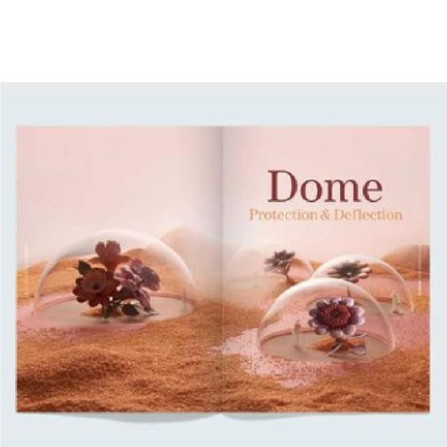 The second trend for AW 2020/21 featured in issue 55 of @mixmagazineimages from @colour_hive is 'Dome'. Dome is a retrofuturistic dream of escape, with the ideas behind this trend being effectively expressed in surface design. ⠀ For more information on both trends featured, head to @colour_hive to purchase your copy of Mix Magazine today (with Kim as a contributing editor!).⠀ .⠀ .⠀ .⠀ #colourhive #mixmagazine #atf #australiantrendforecast #globaltrends #australiantrends #trendforecasting #trends #trendforecast