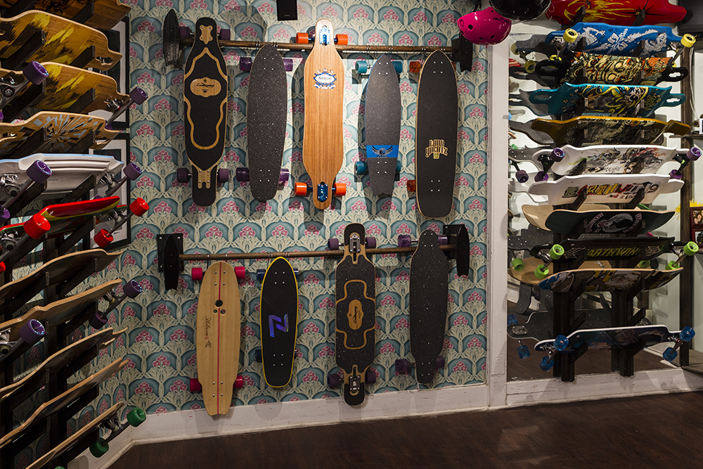 Skate clothing stores nyc
