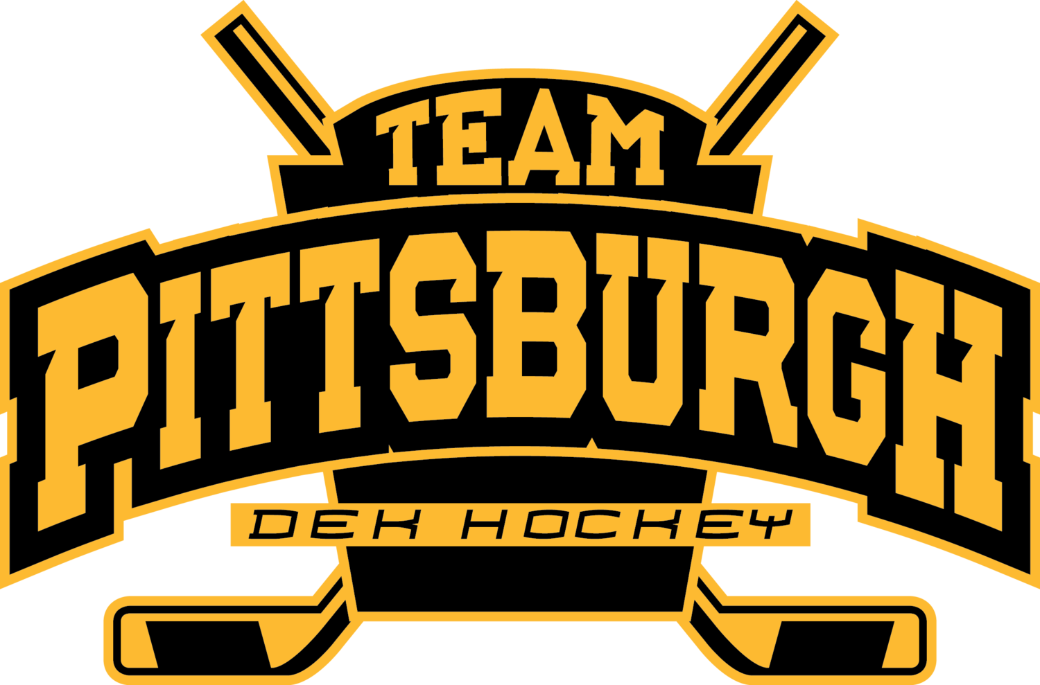 TEAM PITTSBURGH DEK HOCKEY