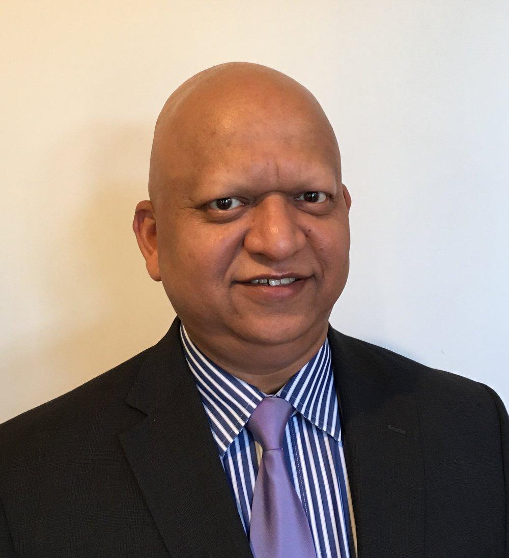 Vipin Jain, CIO Advisory