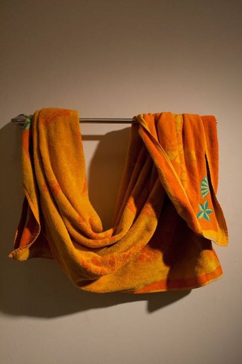 Towel Study #6, 24 x 36 inches, Pigmented Archival Inkjet Print, 2014