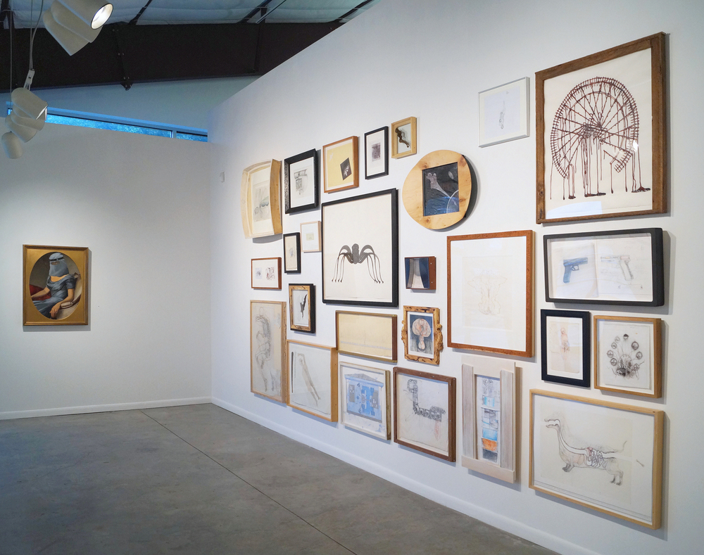 Paper Trail and Unauthorized Collaborations by Mel Chin - Photo by Jennie Ash.JPG