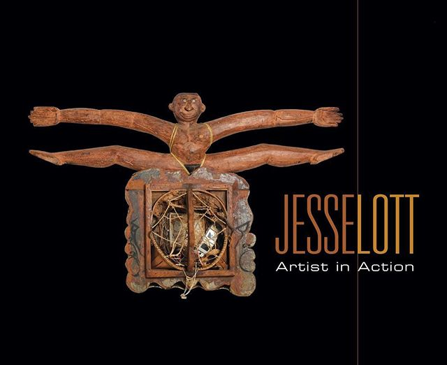 2016 Lifetime Achievement Award in the Visual Arts Artist in Action: Jesse Lott  Exhibition dates: September 30 - November 19, 2016 Opening reception: Friday, September 30, 6-9 PM Artist talk at 7:00 PM