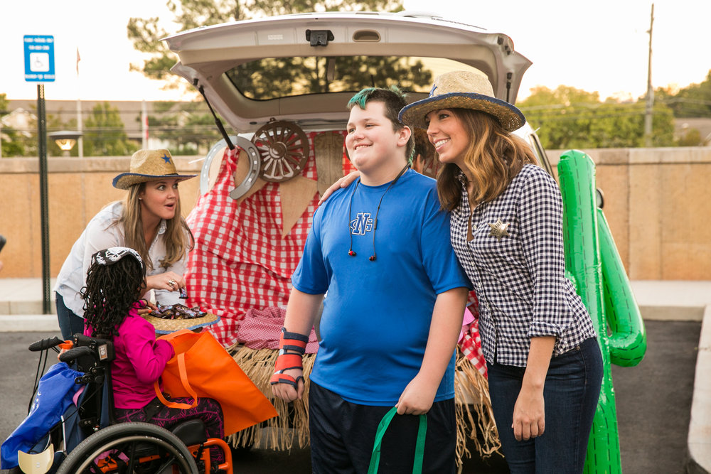 Trunk or Treat Oct 2016