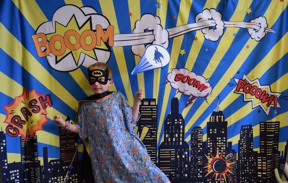 Noah Batman Pose.JPG