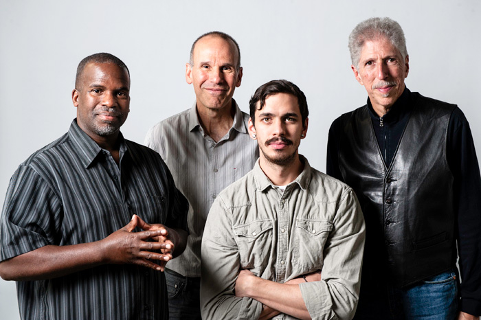 """""""A perfectly combustible electric-acoustic outfit whose smart, often challenging and unpredictable compositions draw fromfusion, post-bop and contemporary jazz."""" —JazzTimes"""
