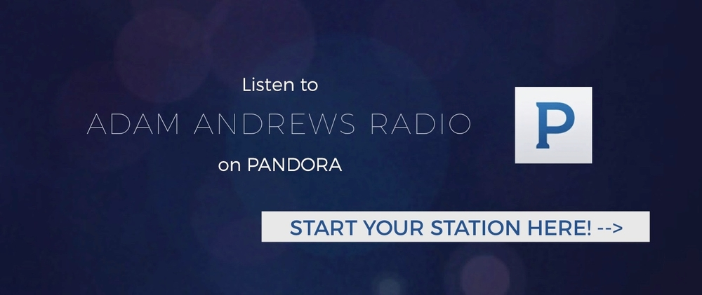 adam andrews pandora
