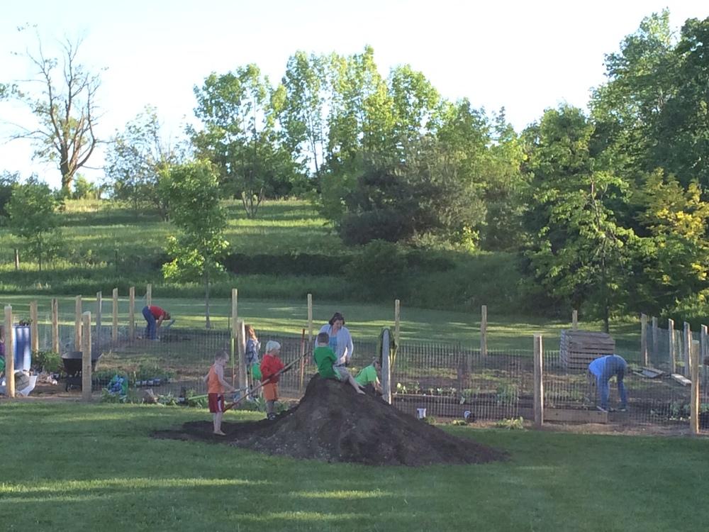 Rockwood Community Garden at Valentino Park