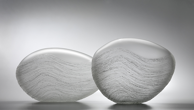 Lunar Floes, Pair, 2008