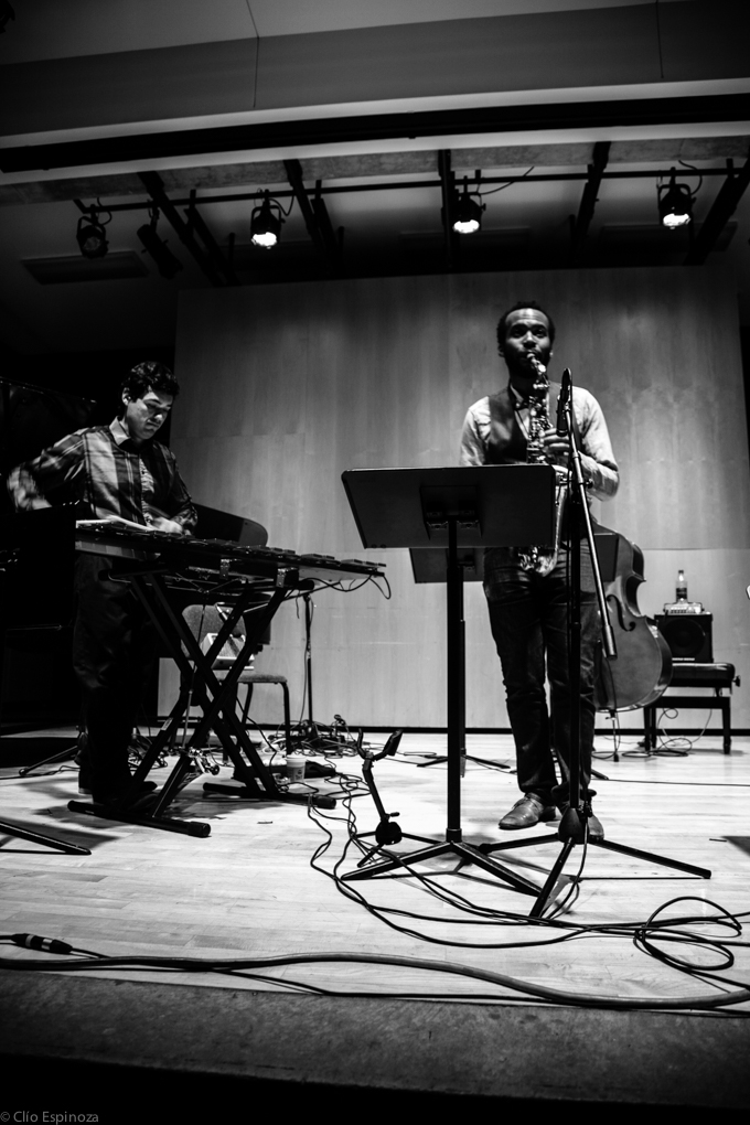 Bezanson Hall at UMass Amherst, MA. CD release tour, june 18th 2014
