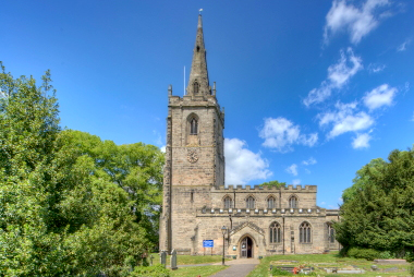 Picture courtesy of www.leicestershirechurches.co.uk