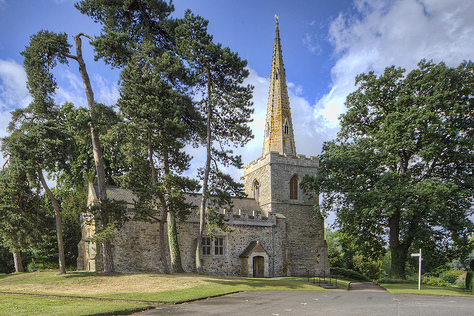 Picture courtesy of www.rutlandchurches.co.uk