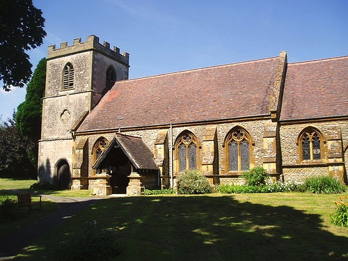 St Lawrence Church set in the beautiful village of Lighthorne. Always a pleasure to provide for weddings in the village.