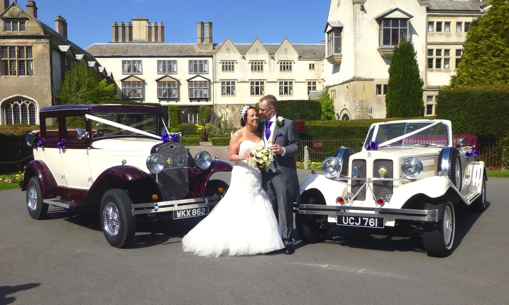 Wedding Car Hire - Spring Weddings at the Wonderful Coombe Abbey ...