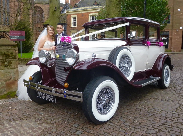 Wedding Car Hire Warwickshire Coventry Gallery Married In