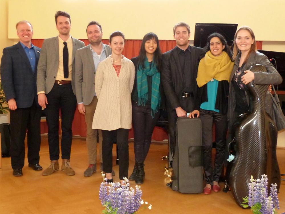 Decoda residency in Iceland