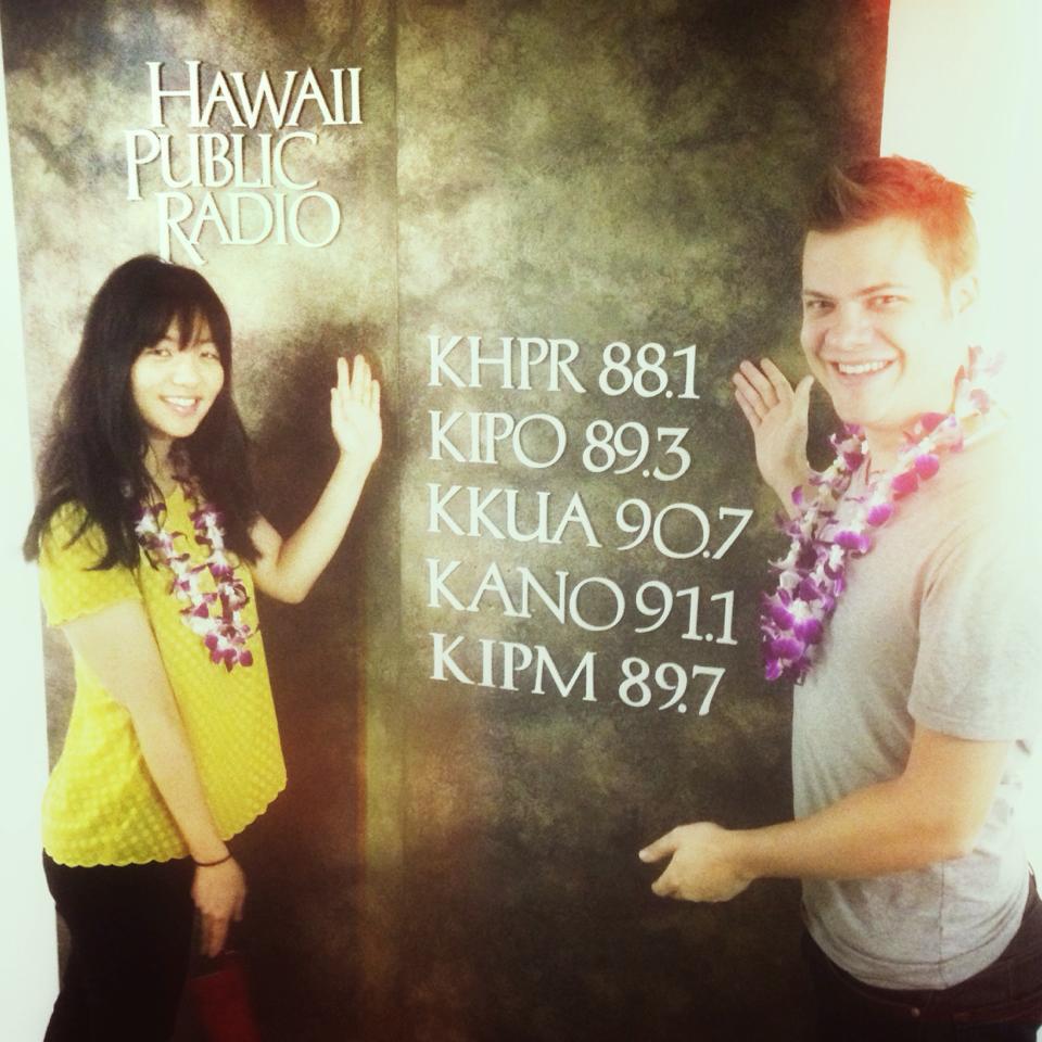 Leis in Honolulu!