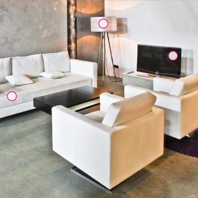 Hotel & Designwerkstatt - WebApp-Entwicklung