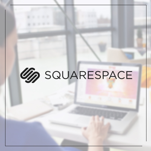 We are Squarespace Specialist