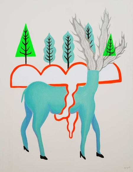 """Ambivalent Feelings"", 2010"