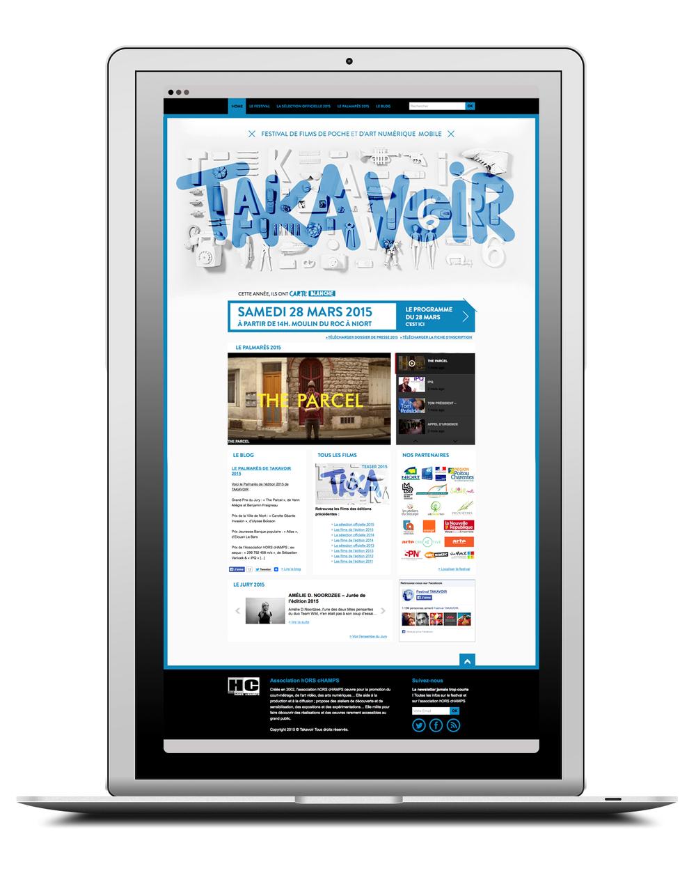 Site internet takavoir