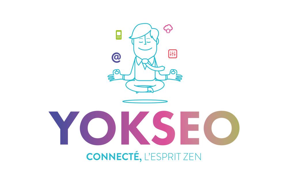 Nouveau logo de la marque Yokseo