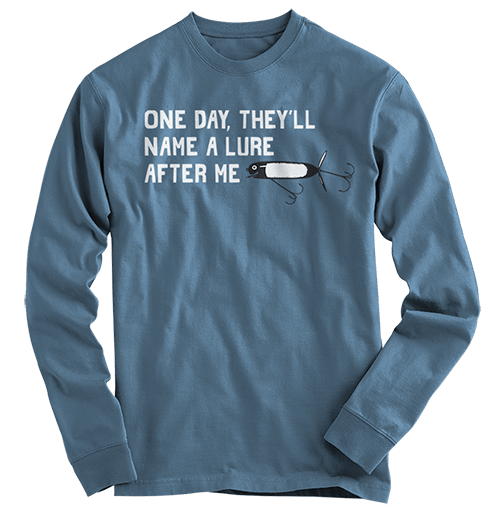 4f3861ea364 Funny Fishing Long Sleeve Shirt for Fisherman