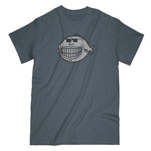1bfdc72b5 Funny Fishing Tshirts for a Fun Loving Fisher | Bait Man | Fish Face ®.  from 24.95. fish_face_logo_shirt.jpg
