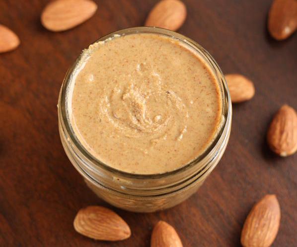 Homemade Almond Butter — Kayla Itsines