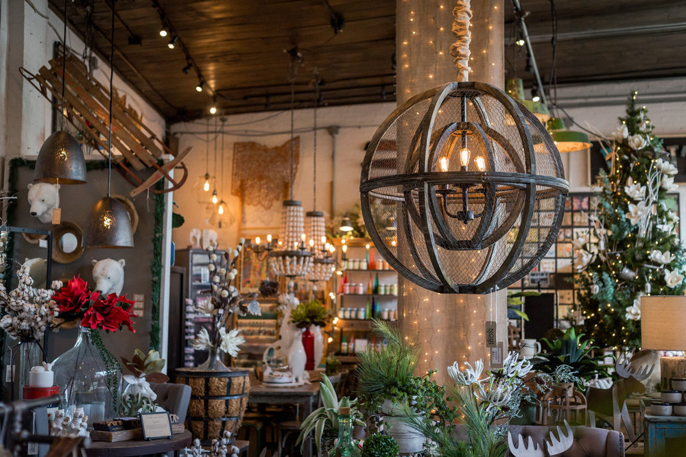 Luminaire Wood Pendant, $795 Burlap Chandelier Cord Cover, $16