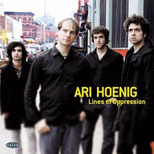 ARI HOENIG / LINES OF OPPRESSION BUY: DIGITAL (ITUNES)