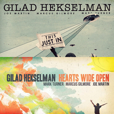 THIS JUST IN & HEARTS WIDE OPEN    DIGITAL    $14.99