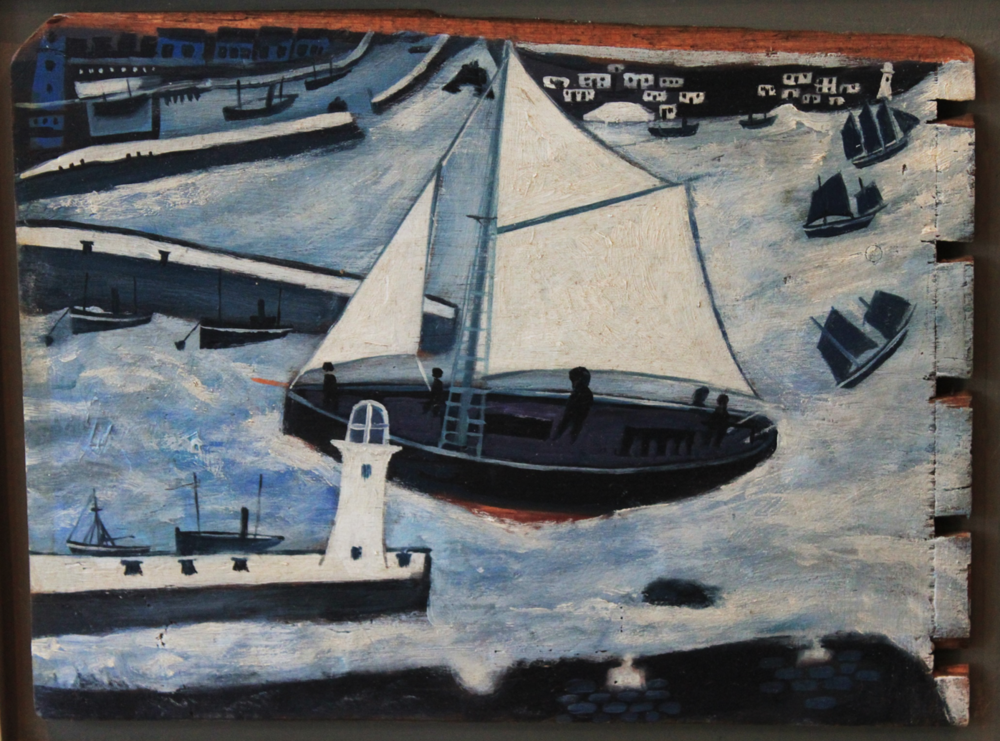 Dan Dunton, Homage to Alfred Wallis III