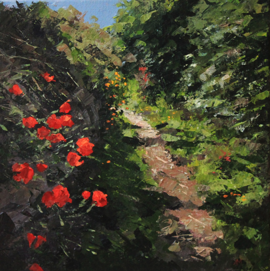 Alec Macdonald, Cornish Hedge II
