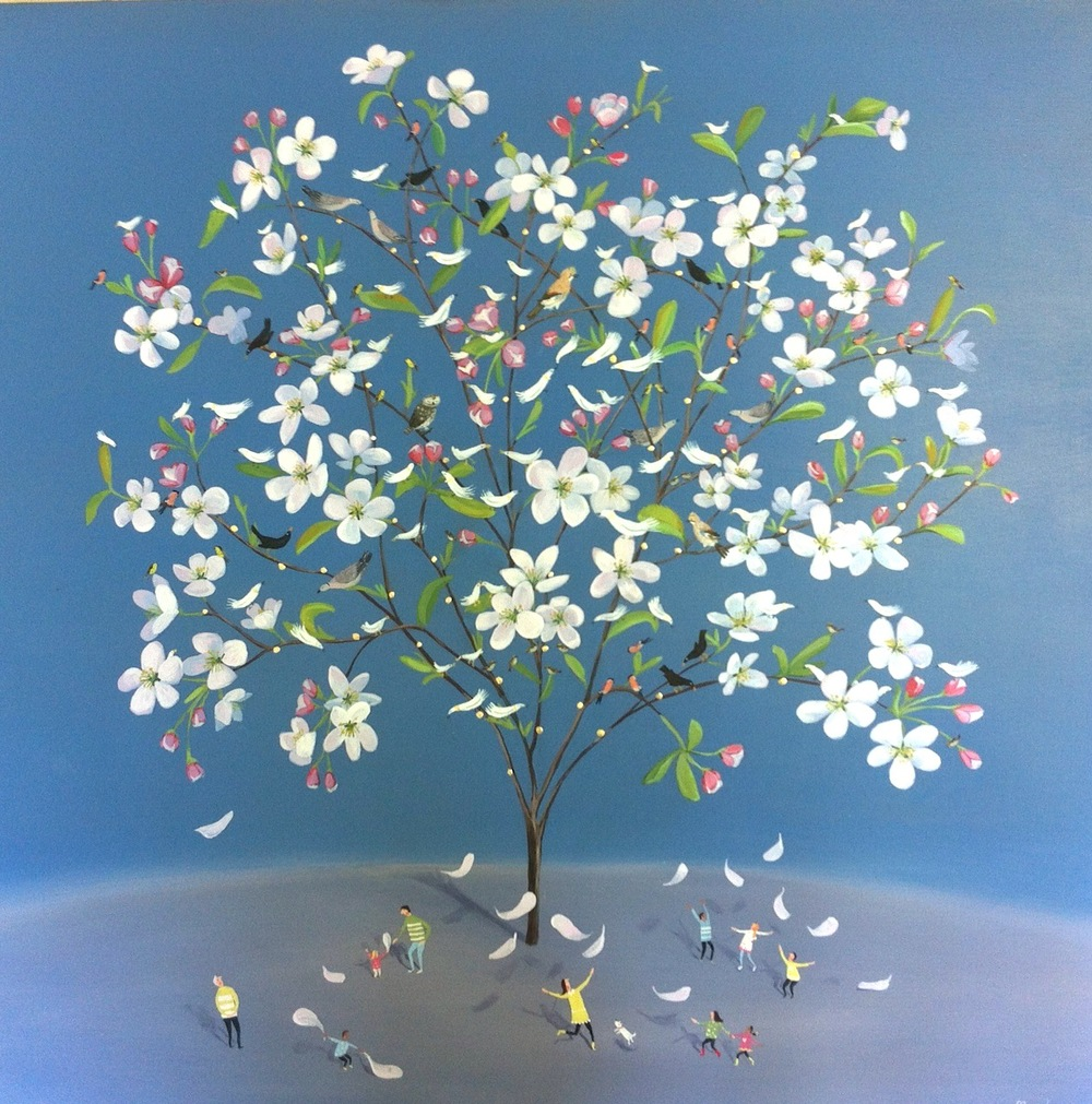 Jenni Murphy, The Blossom Tree