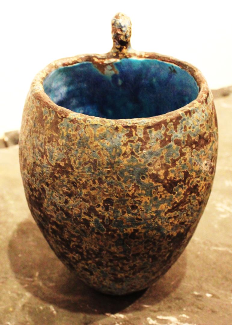 Lilia Umaña-Clarke, Figure Vessel II